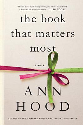 The Book That Matters Most  A Novel