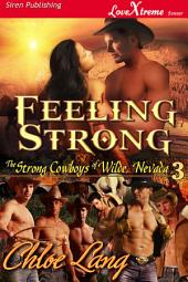 Feeling Strong [The Strong Cowboys of Wilde, Nevada 3]