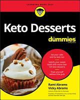 Keto Desserts For Dummies PDF