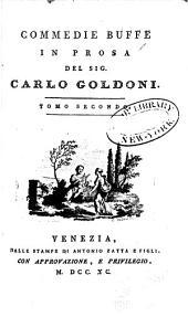 Opere teatrali del Sig. avvocato Carlo Goldoni, Veneziano: con rami allusivi, Volume 12