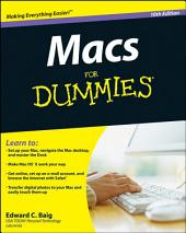 Macs For Dummies: Edition 10