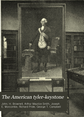 The American Tyler-keystone: Devoted to Freemasonry and Its Concerdant Others, Volume 17