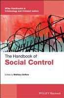 The Handbook of Social Control PDF