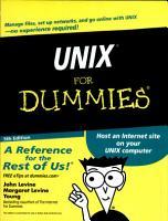 Unix For Dummies  5Th Ed   PDF
