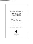 An Encyclopedia of Archetypal Symbolism: The body