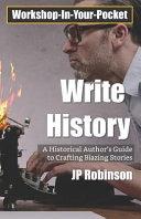 Write History Book