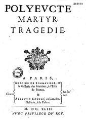 Polyeucte martyr: tragédie