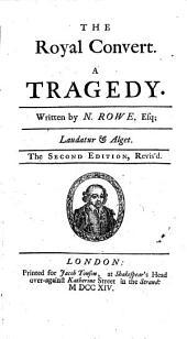 The Royal Convert: A Tragedy