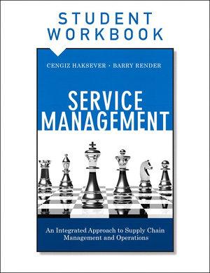 Service Management  Student Workbook