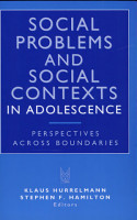 Social Problems and Social Contexts in Adolescence PDF