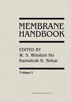 Membrane Handbook PDF