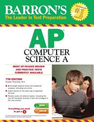 Barron S Ap Computer Science A 7th Edition Book PDF