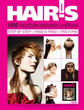 Hair's How: Vol. 6: 1000 Hairstyles - Step-by-Step Technical Booklet