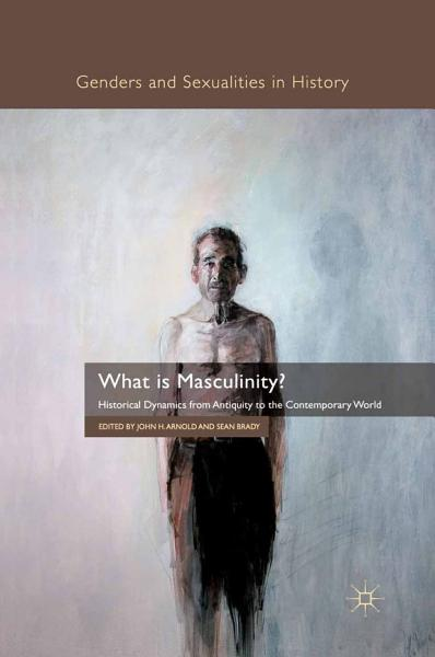 What is Masculinity  PDF
