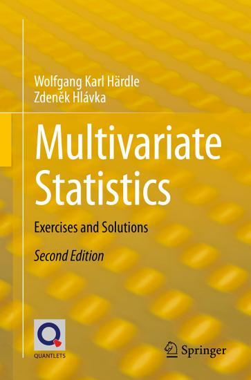 Multivariate Statistics PDF
