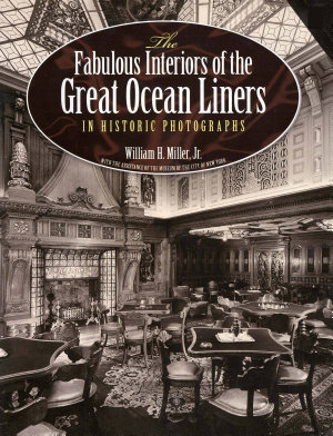 The Fabulous Interiors of the Great Ocean Liners in Historic Photographs