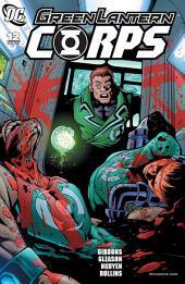 Green Lantern Corps (2006-) #12