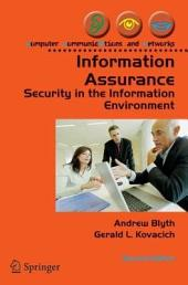 Information Assurance: Security in the Information Environment, Edition 2