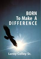 Born to Make a Difference PDF