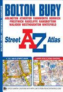 Bolton & Bury A-Z Street Atlas