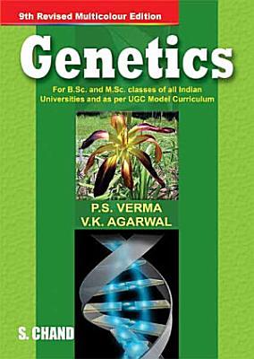 Genetics  9th Edition  Multicolour Edition  PDF