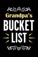 Grandpa's Bucket List