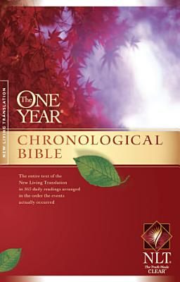 The One Year Chronological Bible NLT PDF