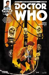 Doctor Who: The Tenth Doctor #3.7: Vortex Butterflies Part 2