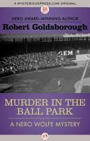 Murder in the Ball Park PDF