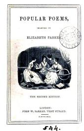Popular poems, selected by E. Parker