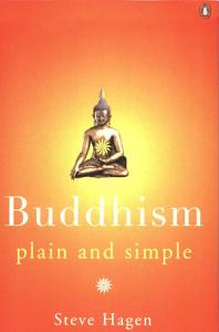 Buddhism Plain and Simple Book