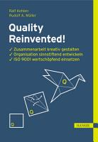 Quality Reinvented  PDF
