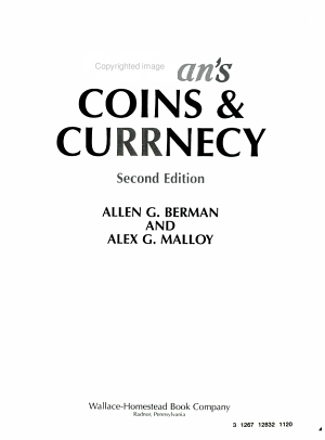 Warman s Coins   Currency