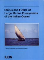 Status and Future of Large Marine Ecosystems of the Indian Ocean PDF