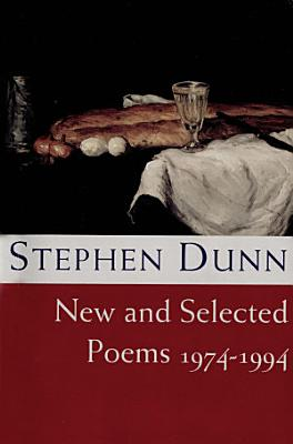 New and Selected Poems 1974 1994