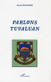 Parlons Tuvaluan: Une langue polynésienne
