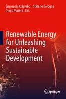 Renewable Energy for Unleashing Sustainable Development PDF