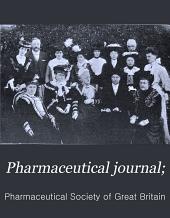 Pharmaceutical Journal: Volume 75