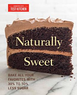 Naturally Sweet Book