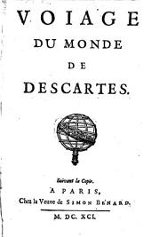 Voiage du monde de Descartes ...