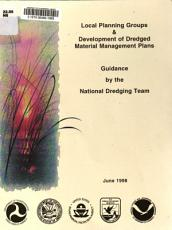 Local Planning Groups   Development of Dredged Material Management Plans PDF