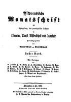 Altpreussische Monatsschrift zur Spiegelung des provinzielle Lebens in Literatur  Kunst  Wissenschaft und Industrie PDF