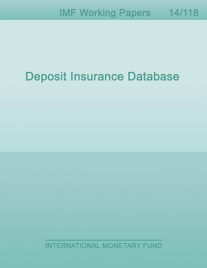 Deposit Insurance Database PDF
