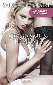 Orgasmusträume 2: 1. Kapitel - Leseprobe