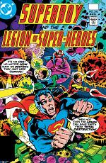 Superboy and the Legion of Super-Heroes (1977-) #242