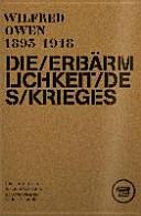 DIE ERB  RMLICHKEIT DES KRIEGES PDF