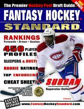 Fantasy Hockey Standard: 2014-2015 NHL Regular Season Draft Guide