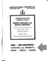 United States Census of Agriculture: 1950: Volume 1, Part 16