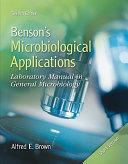 Benson s Microbiological Applications Short Version