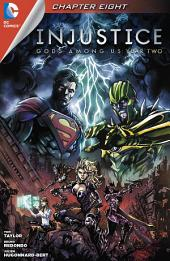 Injustice: Gods Among Us: Year Two #8